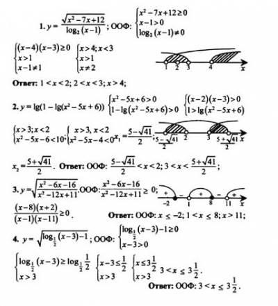 Скачайте решебник по алгебре,